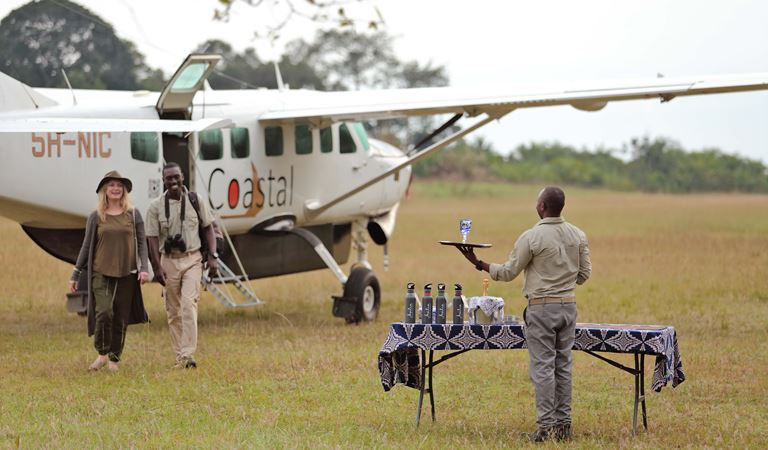 Northern Tanzania Flying Safari