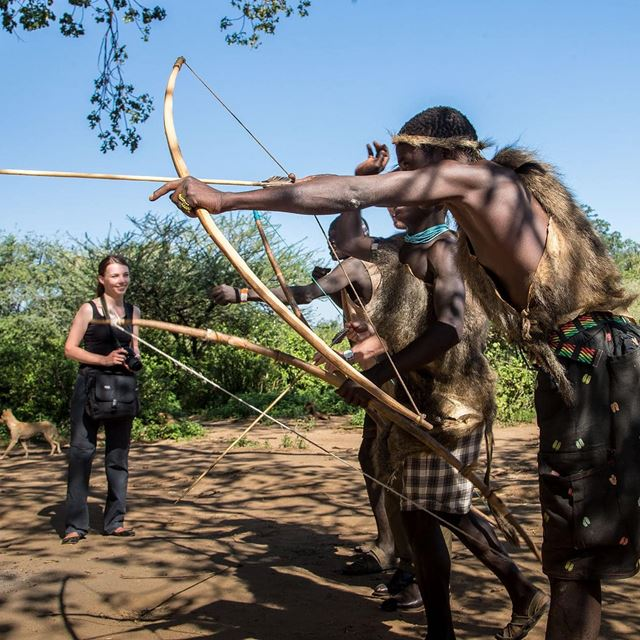 14. Learning To Shoot With Bows & Arrows