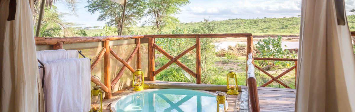 Elephant Bedroom Camp Samburu Safari Kenya Asilia Africa Asilia Africa