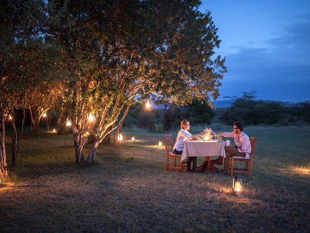 Romantic Safari
