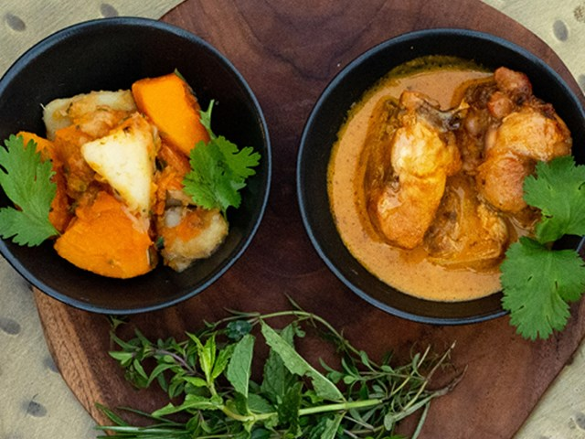Swahili Chicken Curry