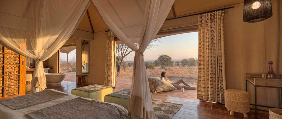 Sayari Camp Serengeti Safari Tanzania Asilia Africa