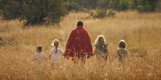 Explore our family-friendly Mara Bush Houses in Kenya, Masai Mara