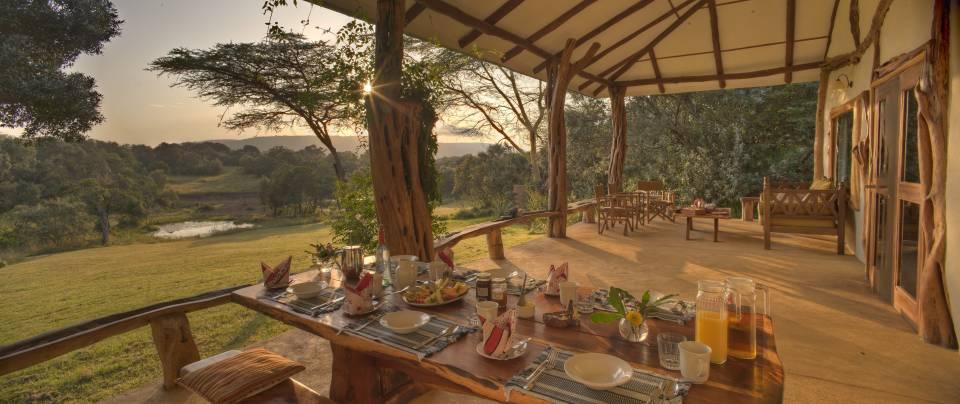 Mara bush houses masai mara kenya safari asilia africa for Bush house designs
