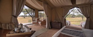 Naboisho Camp-Accommodation - Naboisho-Camp-guest-tent-interior-view-2