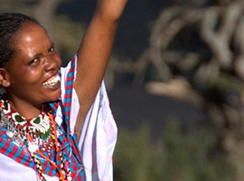 What does it take to become a female guide in the Maasai Mara?