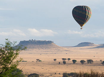 10 Reasons to Book a Hot Air Balloon Safari