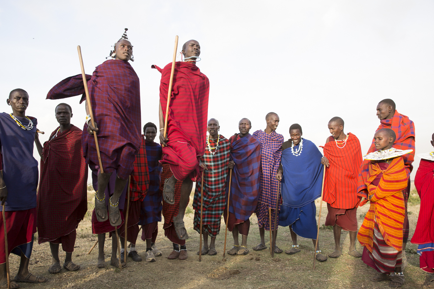 the birth and spread of the maasai people in africa Tanzania's maasai community are protesting against a government move to  of  the east african nation was home to the maasai people, but these  wildebeest  that give birth in the lowlands and can spread disease to cattle.