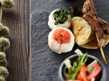 Swahili Platter – East Africa on a plate