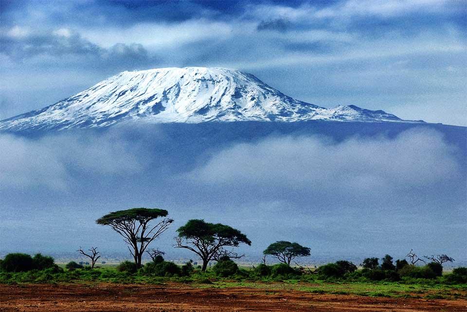 Mount Kilimanjaro. Photo credits: Alpine Ascents