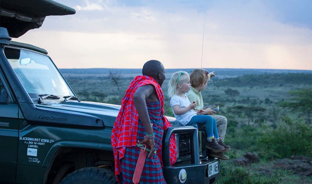 Bring your family to explore the real Africa with us – personal attention, guiding, accommodation and service are focused on creating a superb safari experience for the entire family.