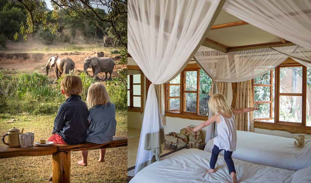 Experience total freedom in your own bush house in the heart of the Maasai Mara.
