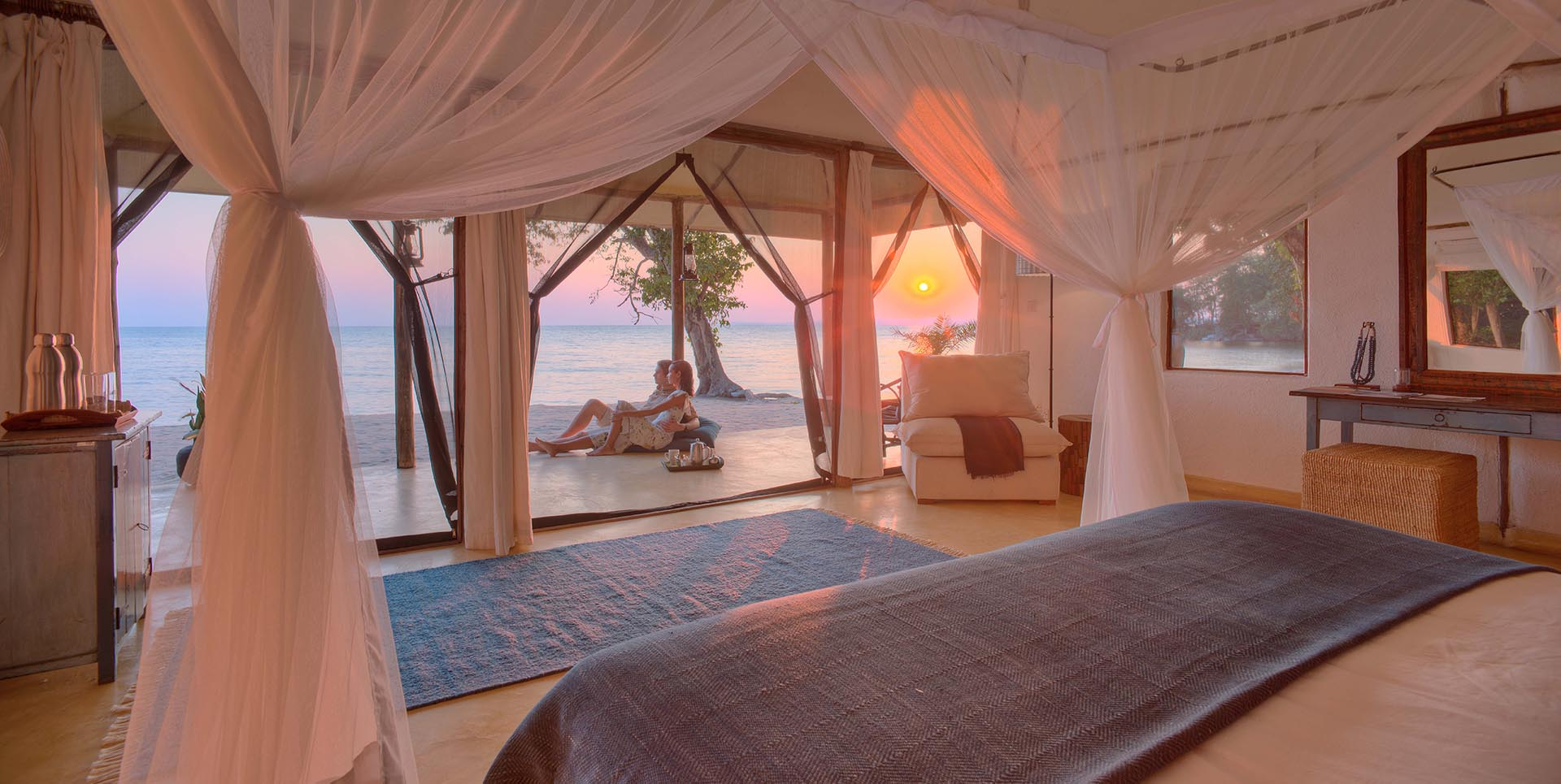 rubondo-island-guest-tent-suite-guests-view