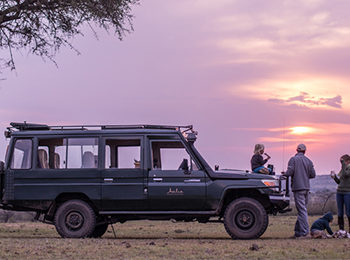 Electric Vehicles: The Future Of East African Safari Travel?