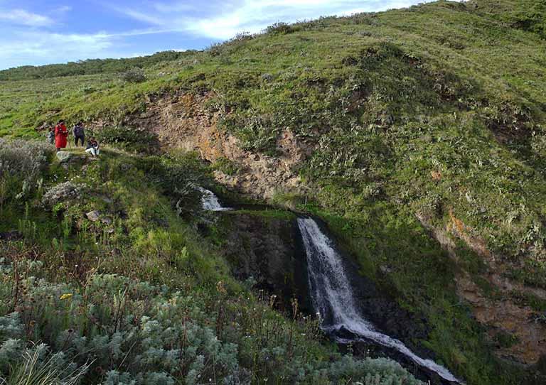 asilia-adventures-ngorongoro-walking-safari-waterfall