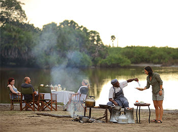 The Most Remarkable Bush Eat Outs With Asilia