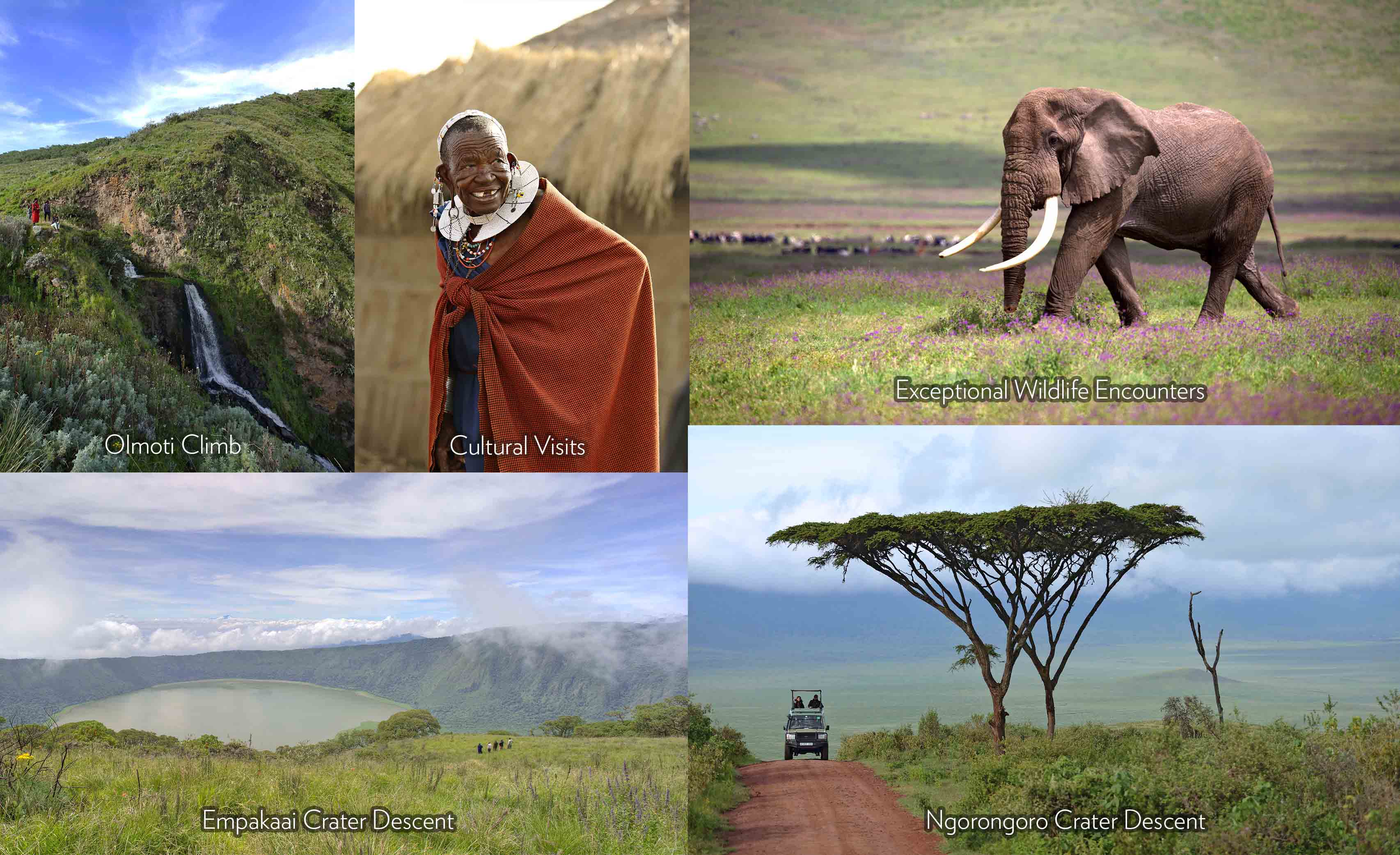 The Highlands Ngorongoro - A multitude of activities and experiences to offer.