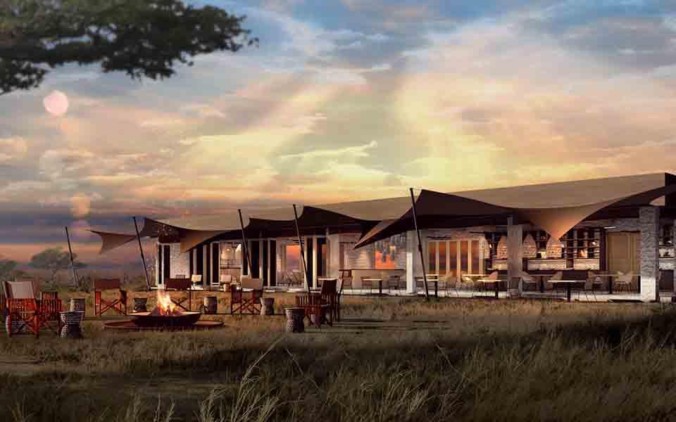 asilia-spa-namiri-plains-reimagined-sunset-exterior-eastern-serengeti-tanzania-safari-luxury-travel-east-africa