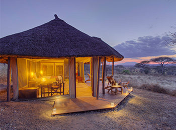 Conde Nast Traveler Reader's Choice Awards: Oliver's Camp 6th Best Safari Camp in Africa