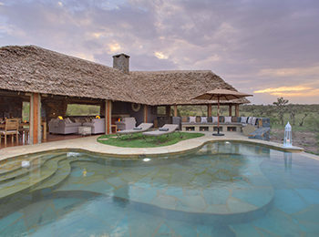 Naboisho: Home To The Mara's Newest Pool