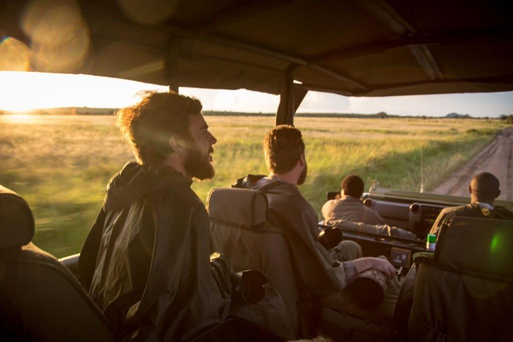 Night Drive Safari - The Drive